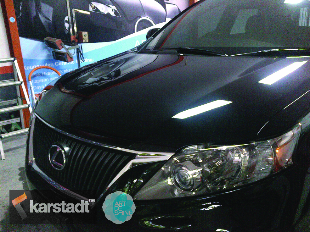karstadt indonesia paint protection