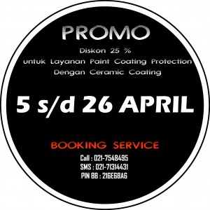 Diskon ceramic coating
