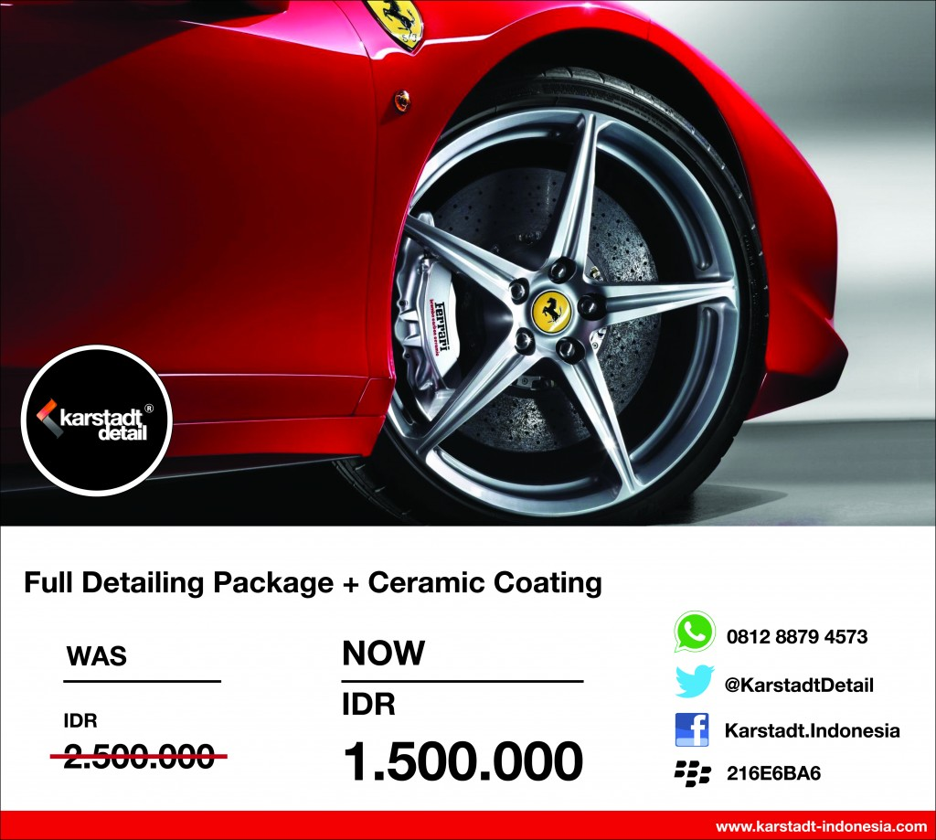 Ceramic Coating Murah